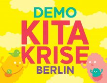 Demo KitaKrise Berlin